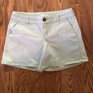 3/$10 Maurices Shorts, size 3/4. Mint color.